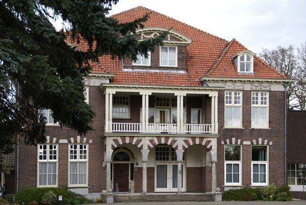 Architecten in nijmegen oost oscar leeuw wijkcomit oost - Expressionistische architectuur ...
